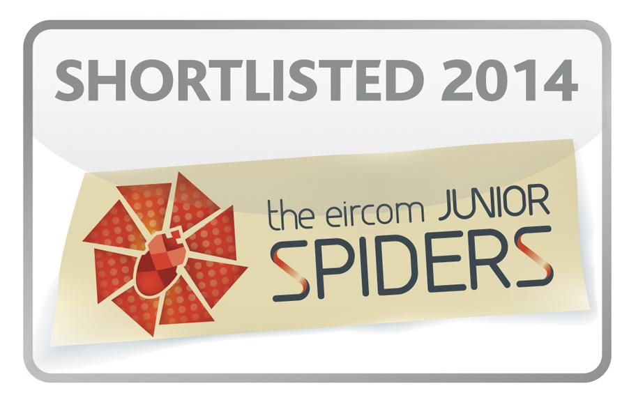 Junior Spider Awards Finalist
