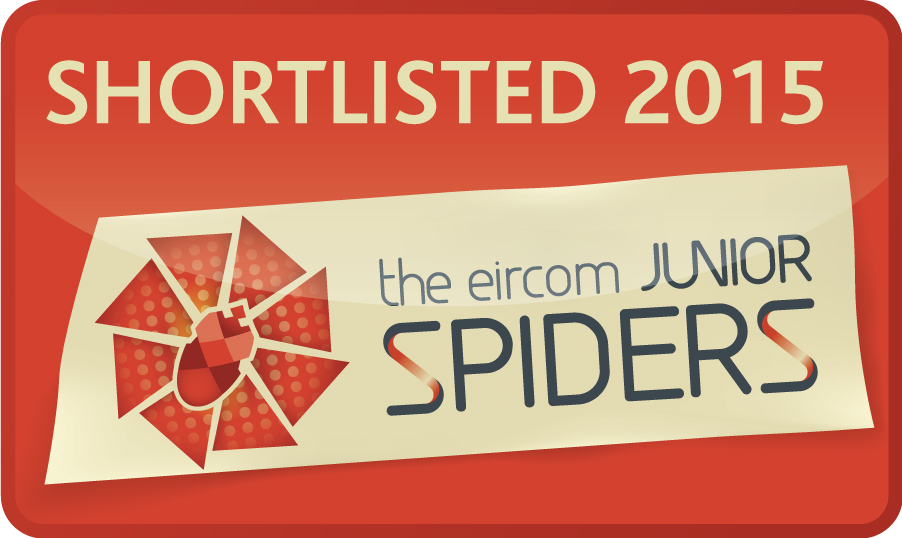 Junior Spiders Shortlist 2015
