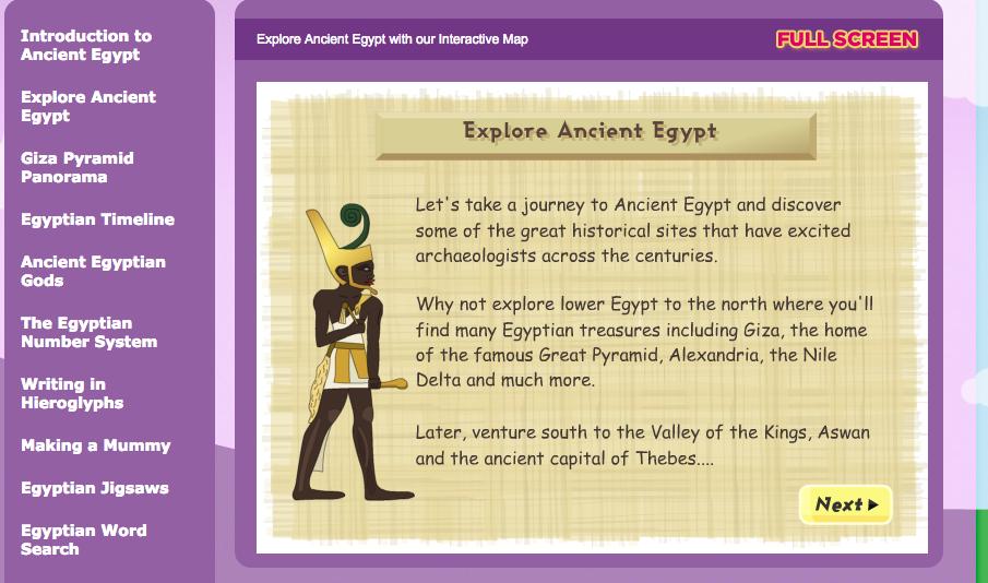 http://www.childrensuniversity.manchester.ac.uk/interactives/history/egypt/egyptianmap/